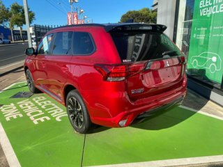 2020 Mitsubishi Outlander ZL MY21 PHEV AWD GSR Red Diamond 1 Speed Automatic Wagon Hybrid.