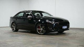 2015 Ford Falcon FG X XR8 Black 6 Speed Sports Automatic Sedan.
