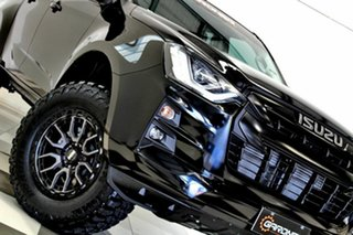 2020 Isuzu D-MAX TF MY21 LS-M (4x4) Black 6 Speed Auto Seq Sportshift Crew Cab Utility.