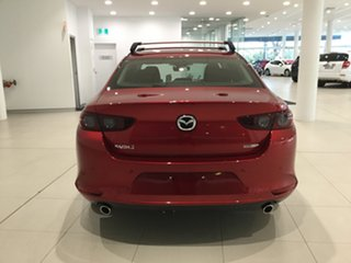 2020 Mazda 3 BP2S7A G20 SKYACTIV-Drive Evolve Soul Red 6 Speed Sports Automatic Sedan