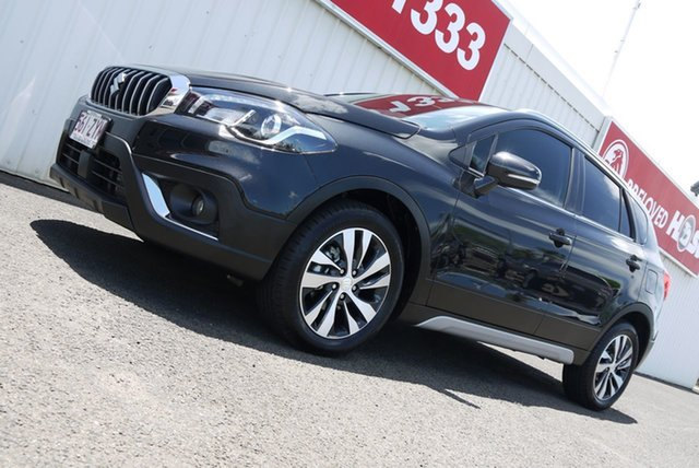 Used Suzuki S-Cross JY Turbo Prestige Bundaberg, 2020 Suzuki S-Cross JY Turbo Prestige 6 Speed Sports Automatic Hatchback