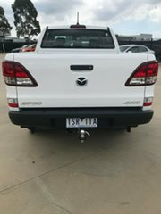 2019 Mazda BT-50 UR XT White Sports Automatic Utility