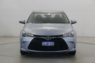 2016 Toyota Camry ASV50R Atara S Blue 6 Speed Sports Automatic Sedan.