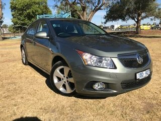 2014 Holden Cruze JH MY14 Equipe Grey 6 Speed Automatic Sedan.