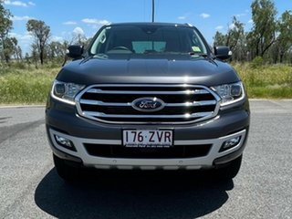 2020 Ford Everest UA II 2020.75MY Trend Meteor Grey 10 Speed Sports Automatic SUV.