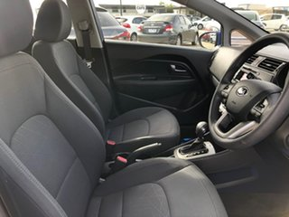 2013 Kia Rio UB S Blue Sports Automatic Hatchback