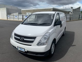 2014 Hyundai iLOAD TQ2-V MY15 White 6 Speed Manual Van