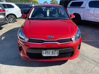 2019 Kia Rio YB MY19 Sport Red 6 Speed Automatic Hatchback.