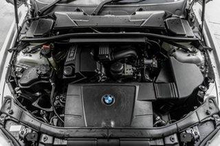 2010 BMW 3 Series E90 MY10 320i Steptronic Executive White 6 Speed Sports Automatic Sedan