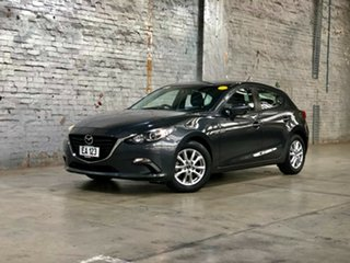 2015 Mazda 3 BM5476 Neo SKYACTIV-MT Grey 6 Speed Manual Hatchback.