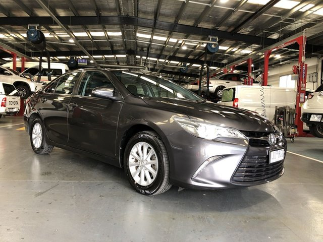 Pre-Owned Toyota Camry ASV50R Altise Oakleigh, 2017 Toyota Camry ASV50R Altise Grey 6 Speed Sports Automatic Sedan