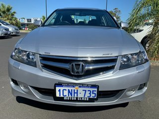 2007 Honda Accord Euro CL MY2007 Luxury Silver 6 Speed Manual Sedan