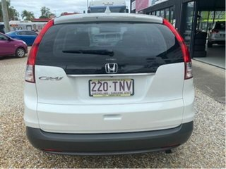 2014 Honda CR-V 30 MY15 VTi (4x2) White 5 Speed Automatic Wagon
