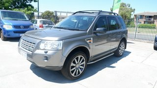 2007 Land Rover Freelander 2 LF Si6 SE Grey 6 Speed Sports Automatic Wagon.
