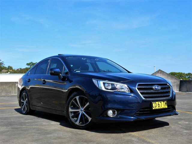 Used Subaru Liberty B6 MY15 2.5i CVT AWD Brookvale, 2015 Subaru Liberty B6 MY15 2.5i CVT AWD Blue 6 Speed Constant Variable Sedan