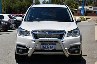 2016 Subaru Forester S4 MY16 2.0D-L CVT AWD Crystal White 7 Speed Constant Variable Wagon