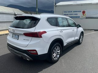 2018 Hyundai Santa Fe TM MY19 Active White 8 Speed Sports Automatic Wagon