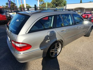 2005 Mercedes-Benz E-Class S211 MY06 E280 Elegance Silver 7 Speed Sports Automatic Wagon