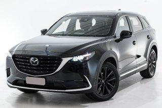 2020 Mazda CX-9 TC GT Black Sports Automatic SUV.