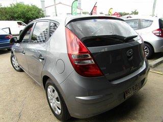 2011 Hyundai i30 FD MY11 SX Grey 4 Speed Automatic Hatchback.