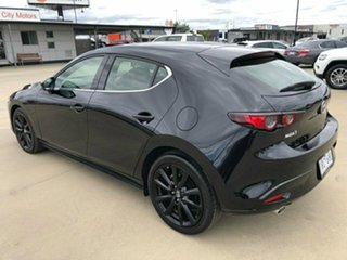 2019 Mazda 3 BP Series G25 Astina Black Sports Automatic Hatchback