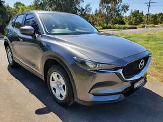 2017 Mazda CX-5 KF Series Maxx Grey Manual Wagon.