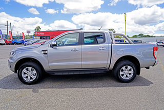 2020 Ford Ranger PX MkIII 2020.75MY XLT Silver 10 Speed Sports Automatic Double Cab Pick Up