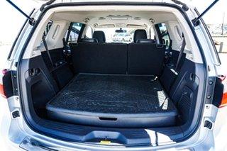 2016 Isuzu MU-X MY15.5 LS-T Rev-Tronic Silver 5 Speed Sports Automatic Wagon