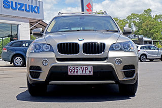 2010 BMW X5 E70 MY11 xDrive30d Steptronic Bronze 8 Speed Sports Automatic Wagon.