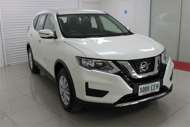 Demo Nissan X-Trail ST , 2020 Nissan X-Trail T32 Series III ST Ivory Pearl 7 Speed Constant Variable Wagon