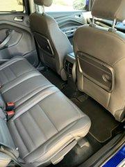 2018 Ford Escape ZG 2018.00MY Titanium Blue 6 Speed Sports Automatic SUV
