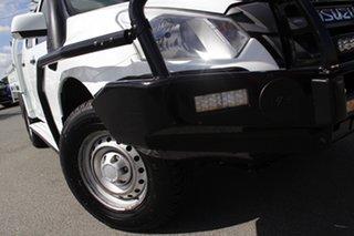 2018 Isuzu D-MAX MY18 SX Crew Cab Splash White 6 Speed Sports Automatic Utility.