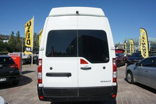 2015 Renault Master X62 High Roof ELWB AMT RWD White 6 Speed Sports Automatic Single Clutch Van
