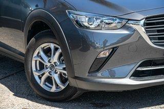 2019 Mazda CX-3 DK2W7A Maxx SKYACTIV-Drive FWD Sport 46g 6 Speed Sports Automatic Wagon.