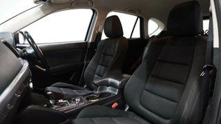 2016 Mazda CX-5 KE1072 Maxx SKYACTIV-Drive FWD Sport Blue 6 Speed Sports Automatic Wagon