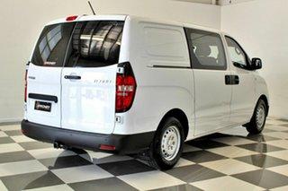 2018 Hyundai iLOAD TQ Series II (TQ3) MY1 Crew 6S Twin Swing White 5 Speed Automatic Van