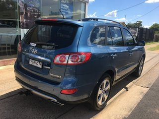 2011 Hyundai Santa Fe CM Highlander Blue Sports Automatic