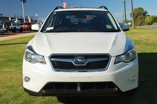 2015 Subaru XV G4X MY15 2.0i-L Lineartronic AWD White 6 Speed Constant Variable Wagon