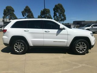 2014 Jeep Grand Cherokee WK Laredo White Sports Automatic SUV.