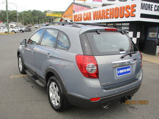 2010 Holden Captiva CG MY10 CX (4x4) Grey 5 Speed Automatic Wagon.