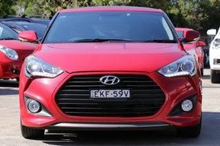 2014 Hyundai Veloster FS MY13 SR Turbo 6 Speed Automatic Coupe