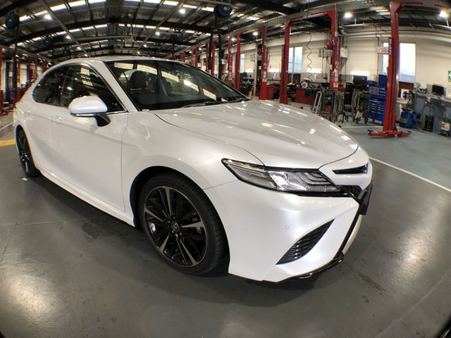 Pre-Owned Toyota Camry GSV70R SX Oakleigh, 2019 Toyota Camry GSV70R SX 089 8 Speed Sports Automatic Sedan