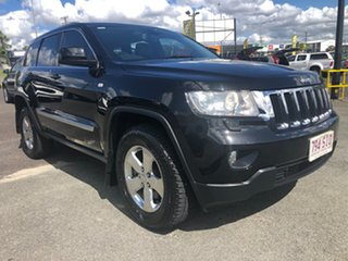2011 Jeep Grand Cherokee WK MY2011 Laredo Black 5 Speed Sports Automatic Wagon