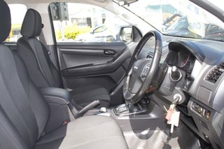 2018 Isuzu D-MAX MY18 SX Crew Cab Splash White 6 Speed Sports Automatic Utility