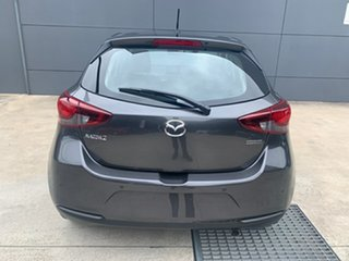 2020 Mazda 2 DJ2HAA G15 SKYACTIV-Drive Pure Machine Grey 6 Speed Sports Automatic Hatchback