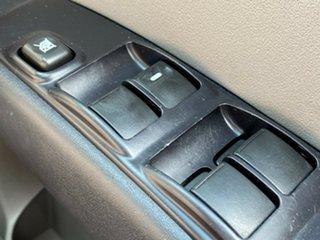 2006 Mitsubishi Triton MK MY06 GLX Double Cab Red 5 Speed Manual Cab Chassis