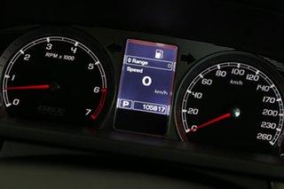 2014 Ford Falcon FG MkII G6E Turbo Black 6 Speed Sports Automatic Sedan