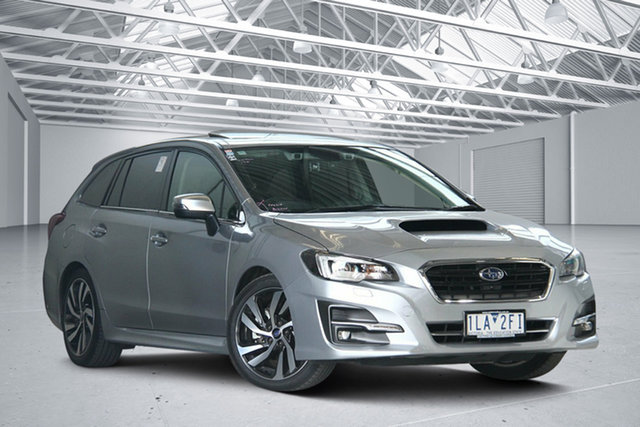 Used Subaru Levorg MY18 2.0 GT-S (AWD) Altona North, 2017 Subaru Levorg MY18 2.0 GT-S (AWD) Silver Continuous Variable Wagon