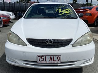 2002 Toyota Camry Altise Alaska White Automatic Sedan