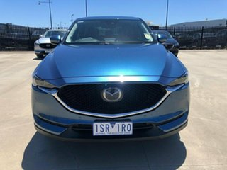 2019 Mazda CX-5 KF Series GT Blue Sports Automatic SUV
